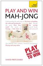 Play and Win Mah-Jong:  With the Michel Thomas Method