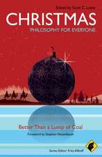 Christmas – Philosophy for Everyone: Better Than a Lump of Coal