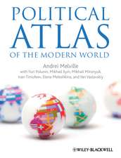 Political Atlas of the Modern World: An Experiment in Multidimensional Statistical Analysis of the Political Systems of Modern States