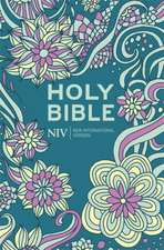 Version, N: NIV Pocket Floral Hardback Bible