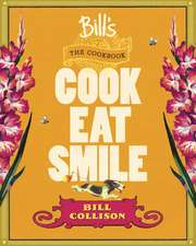 Bill's: The Cookbook