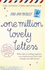 One Million Lovely Letters