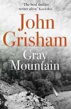 Grisham, J: Gray Mountain