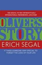 Segal, E: Oliver's Story