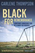 Black for Remembrance