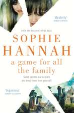 Hannah, S: A Game for All the Family