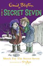 Secret Seven: Shock For The Secret Seven