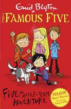 Famous Five Colour Short Stories: Five and a Half-Term Adventure