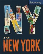 Thurlby, P: NY is for New York