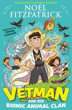Vetman and his Bionic Animal Clan