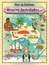 Mapping Australasia and Antarctica