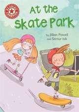 Reading Champion: At the Skate Park