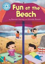 Reading Champion: Fun at the Beach