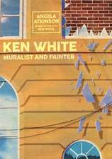 Ken White: Muralist and Painter