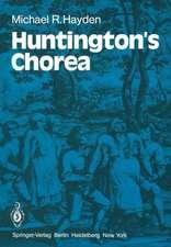 Huntington's Chorea