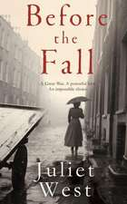 West, J: Before the Fall