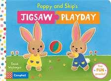 Poppy and Skip's Jigsaw Playday