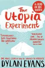 Evans, D: Utopia Experiment