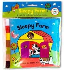 Sleepy Farm:  A Cuddly Bedtime Book for Babies