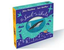 Donaldson, J: Snail and the Whale and Room on the Broom boar