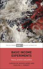 Basic Income Experiments