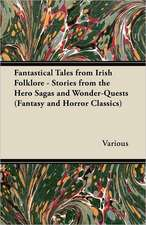 Fantastical Tales from Irish Folklore - Stories from the Hero Sagas and Wonder-Quests (Fantasy and Horror Classics)