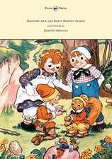 Raggedy Ann and Betsy Bonnet String - Illustrated by Johnny Gruelle