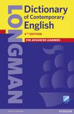 Longman Dictionary of Contemporary English : 6th Edition Paper and Online