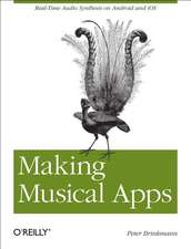 Making Musical Apps