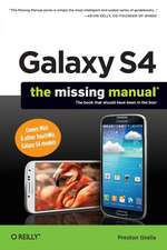 Galaxy S4 – The Missing Manual
