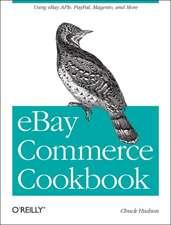 eBay Commerce Cookbook