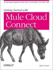 Getting Started with Mule Cloud Connect