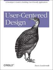 User–Centered Design