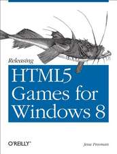 Releasing HTML5 Games for Windows 8
