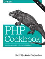 PHP Cookbook 3ed