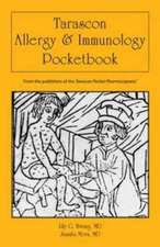 Tarascon Allergy & Immunology Pocketbook