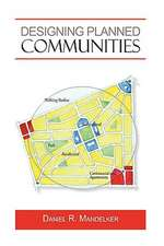 Designing Planned Communities