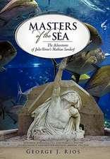 Masters of the Sea: The Adventures of Jules Verne's Mathias Sandorf