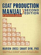 Goat Production Manual, Second Edition