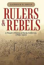 Rulers and Rebels