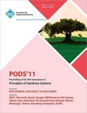 Pods'11 Proceedings of the 30th Symposium on Principles of Database Systems