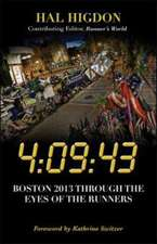 4:  Boston 2013 Through the Eyes of the Runners
