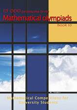15 000 Problems from Mathematical Olympiads Book 10