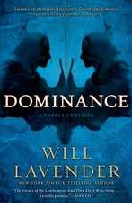 Dominance:  A Puzzle Thriller