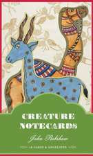 John Robshaw Creature Notecards [With 16 Envelopes]:  Textiles, Block Printing, Global Inspiration, and Interiors