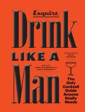 Drink Like a Man