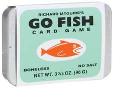 Richard McGuire's Go Fish Card Game:  A Systematic Guide to Artistic Audacity