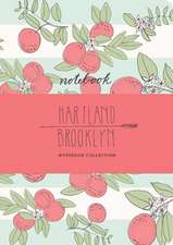 Fruit & Flowers Notebook Collection