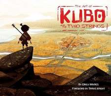 The Art of Kubo and the Two Strings:  16 Notecards and Envelopes