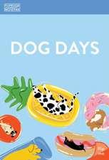 Flipbook Notepad: Dog Days: (teen Gift, Stocking Stuffer, Party Favor)